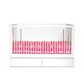 The Dylan Crib by Ducduc, designed in New York.