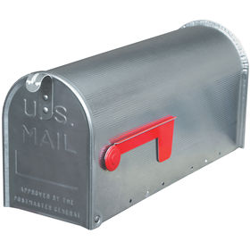 Gibraltar ALM11000 Premium Mailbox by the Solar Group made in Taylorsville, Mississippi.