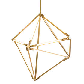 SHY Light chandelier by Bec Brittain for Matter