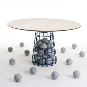 gabion table benjamin hubert