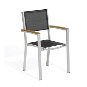 powder-coated-aluminum Travira armchair by Oxford Garden
