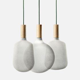 modern furniture design tech exnovo afilla pendant