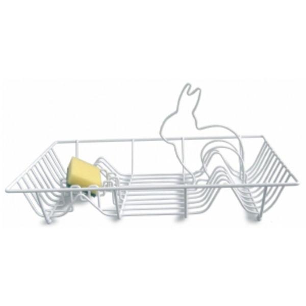 6 dish bunny washing up