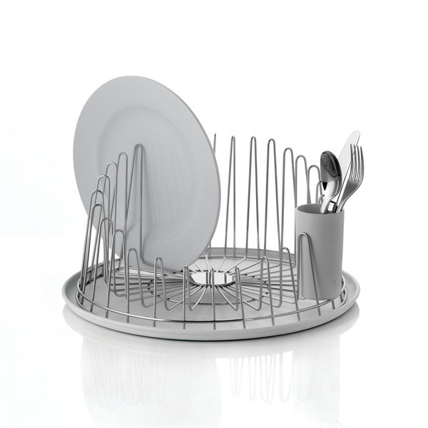 A Tempo Dish Drainer by Alessi