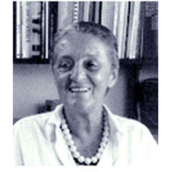 Anna Castelli Ferrieri portrait