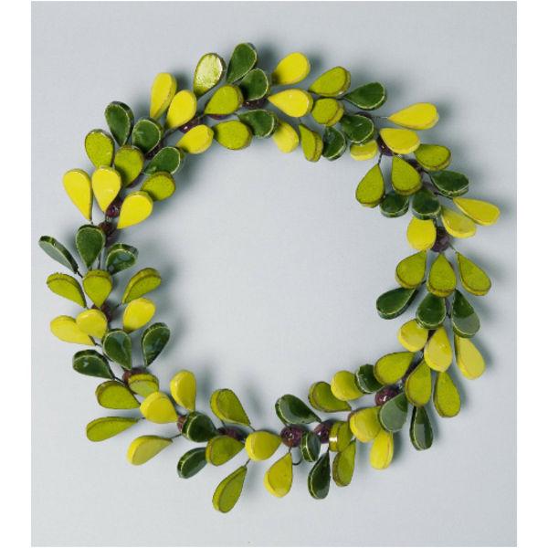 Green Wreath Art Department