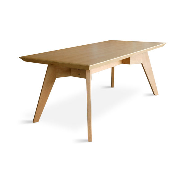 Gus design dining table natural