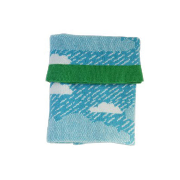 POD Rainy Day Mini Blanket Wilson Donna