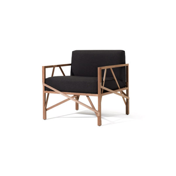 POD Roethlisberger Allumette armchair