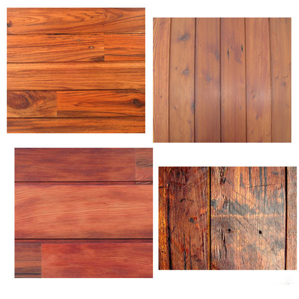 Reclaimed Wood TerraMai Labs Sep07