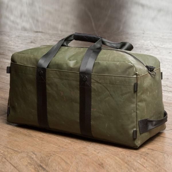 Repurposed Weekender bag Killspencer
