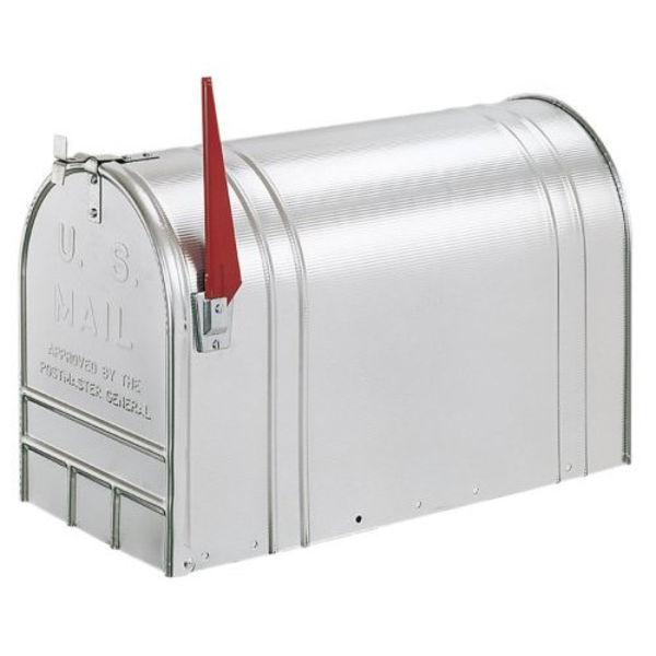 SLV Galvanized Rural Mailbox Solar Group Labs Jul Aug07