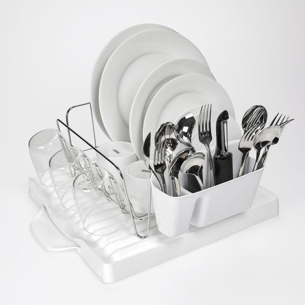Three Piece Dish Rack by OXO