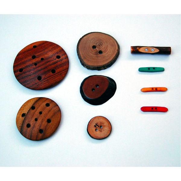 Wooden Button Set ReForm School