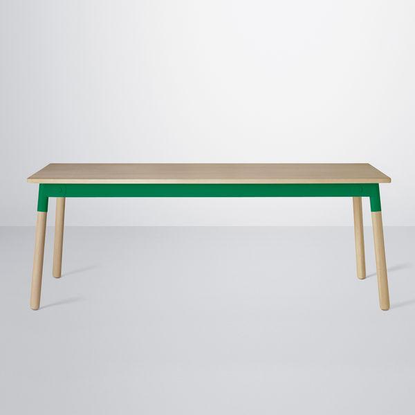 adaptable taf architects muuto dining table