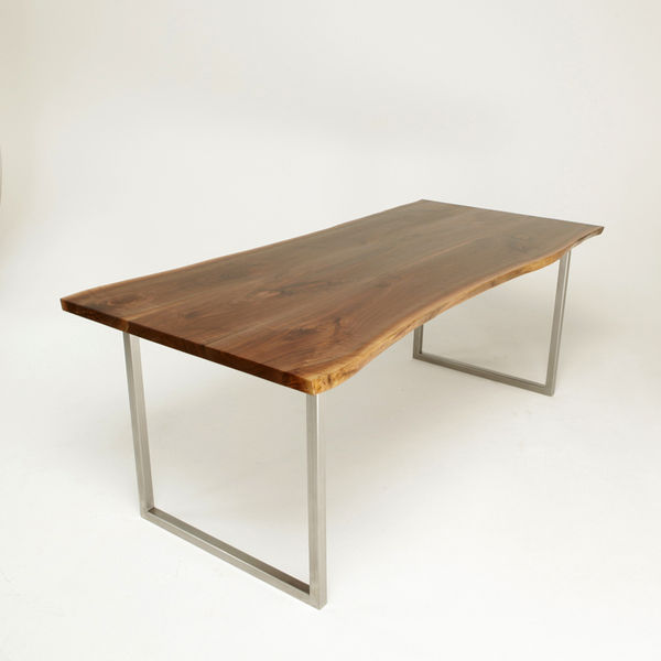 black walnut table voos