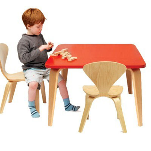 cherner chair table child