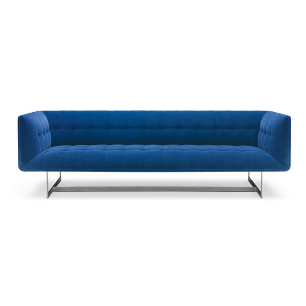 "The Edward Sofa by Colombo Carlo for <a href=""http://www.poliform.com.au/pdfs/Poliform%20Milan%2009.pdf"">Poliform</a>"
