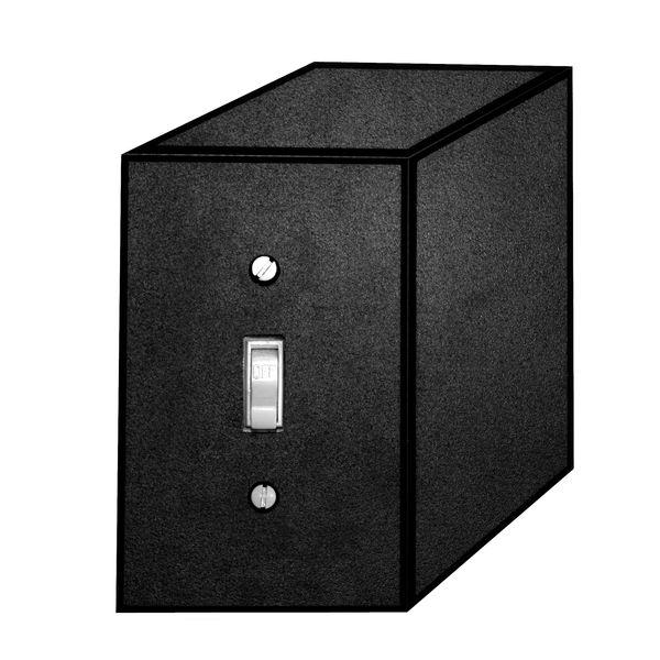 cubic switchplate liz kinnmark kegan fisher design glut