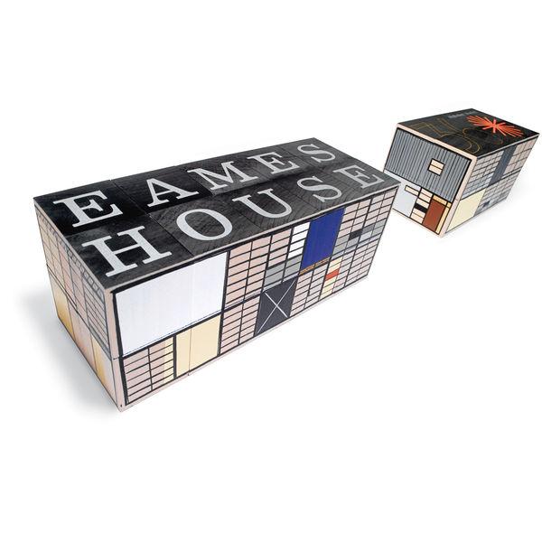 eames house blocks