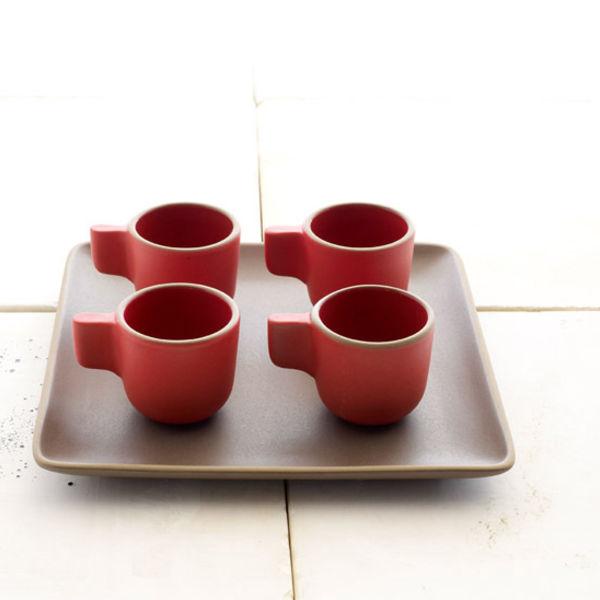 espresso set heath ceramics
