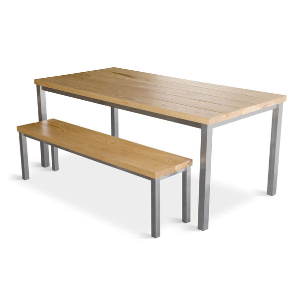 gus stanley table with bench