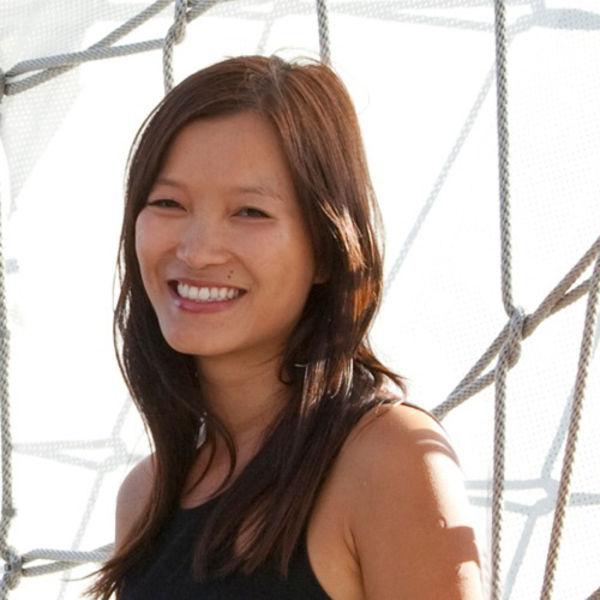 portrait of architect Jenny Wu