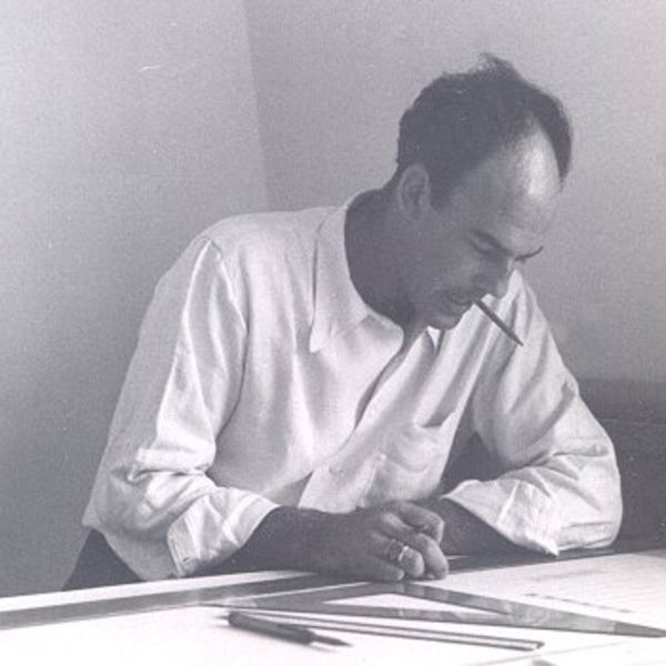john lautner portrait