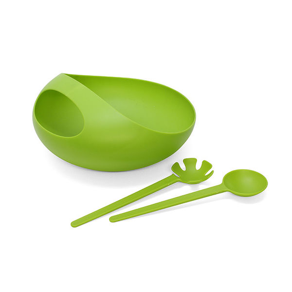 joseph joseph salad bowl and servers