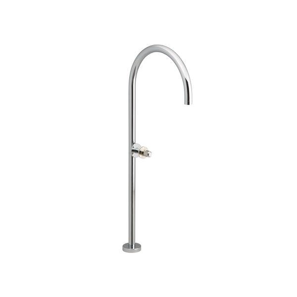 kohler faucet floor mount spout k8362