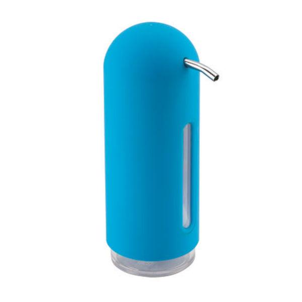soap dispenser blue