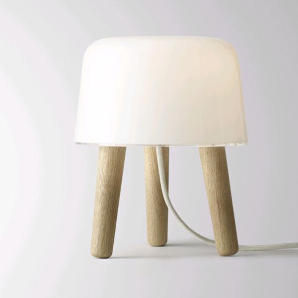 northern lights Milk Lamp norm architects press