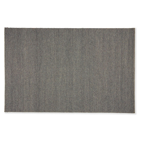 room and board chain charcoal rug