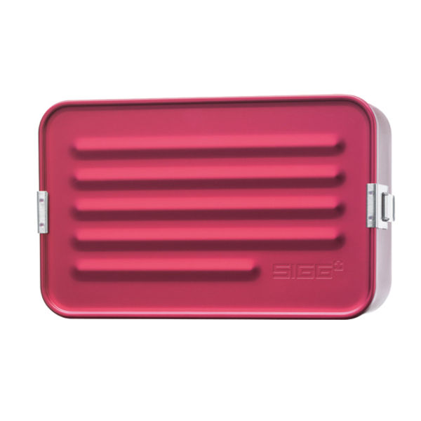 sigg aluminum storage box