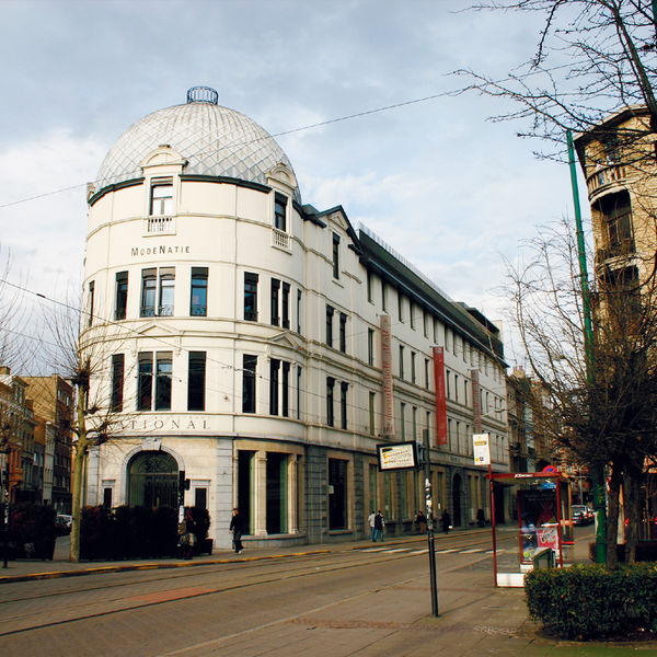 travel antwerp belgium exterior