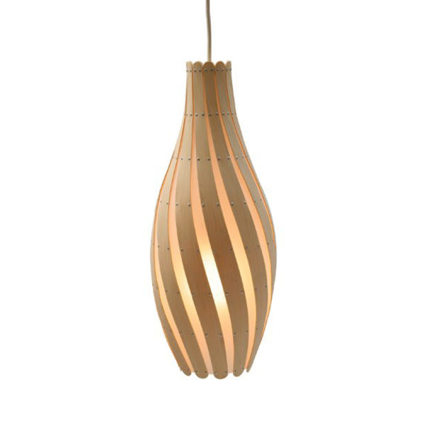 trubridge swish lampshade pendant lamp