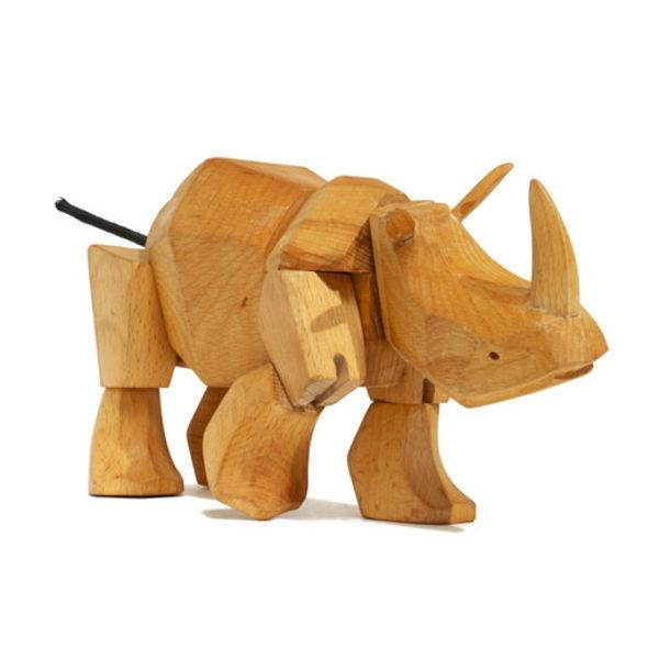 weeks david simus rhino areaware
