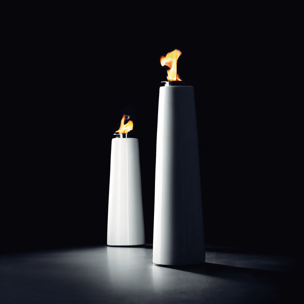 Scandinavian oil lamp from Christian Bjorn for Menu