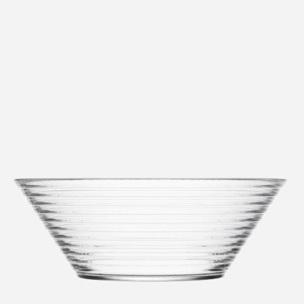Aino Aalto Clear Bowl by Aino Aalto for Iittala