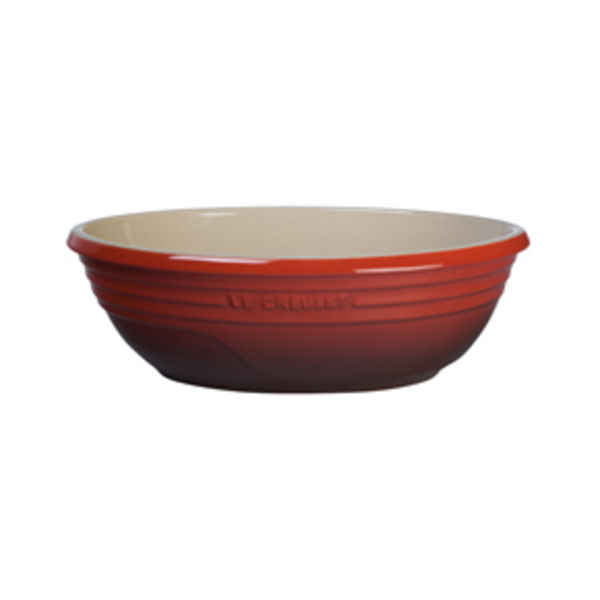 Large Oval Serving Bowl by Le Creuset