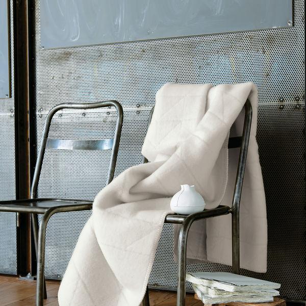 The Åre Blanket by Anderssen and Voll fir Roros Tweed.