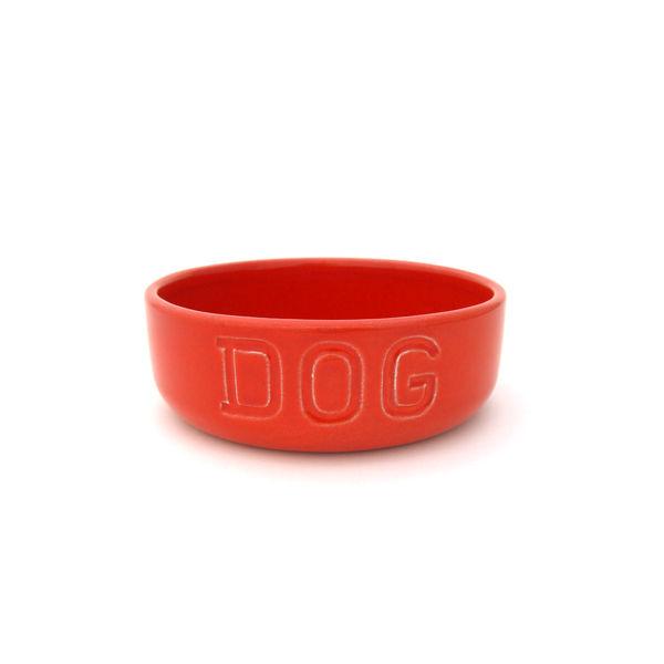 bauer la dog bowl