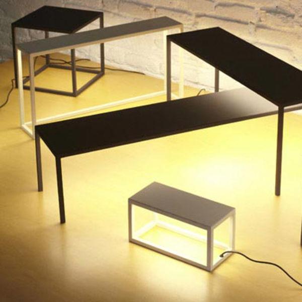 Modern LED lamps