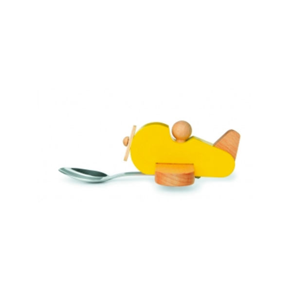 donkey products airplane childs spoon
