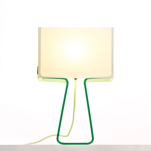 Tube Top Colors lamp by Peter Stathis for Pablo Designs