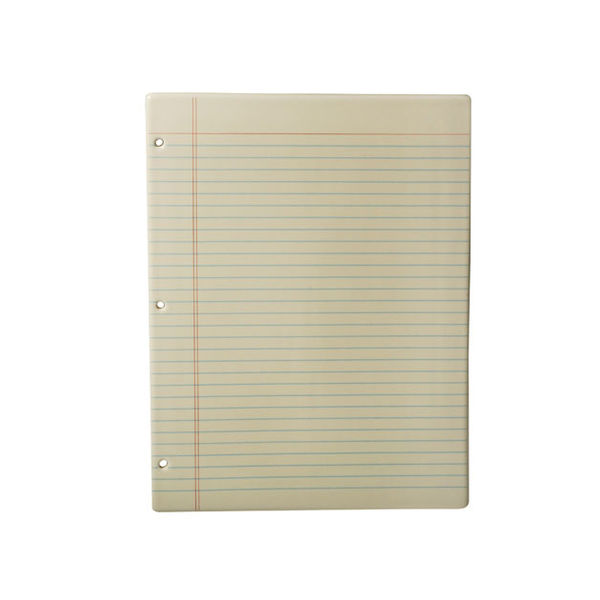 fishs eddy memo notebook tray