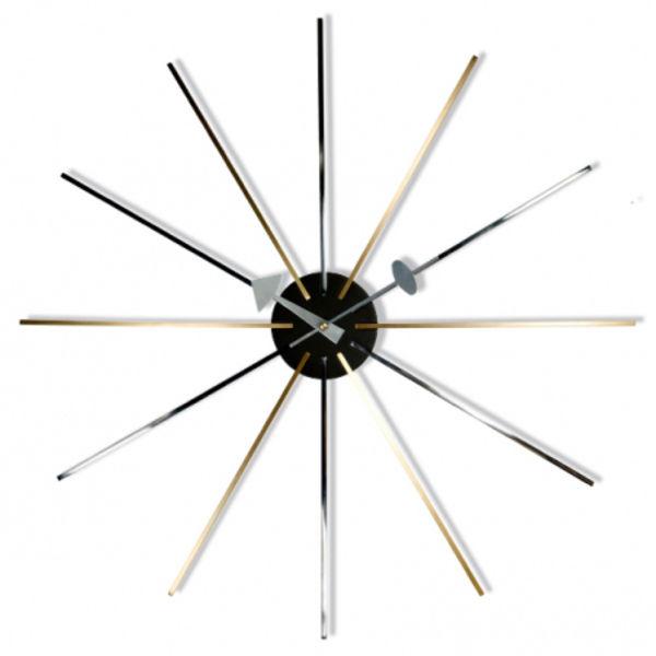 george nelson star clock Vitra