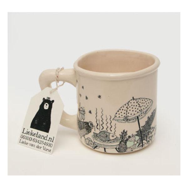 hakkens dave your own mug
