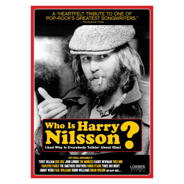 music harry nilsson dvd