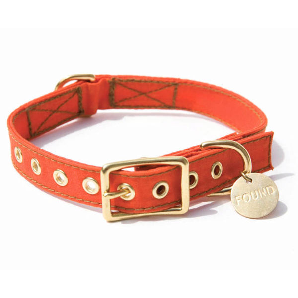pets collar found my animal